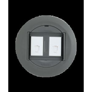 Ổ cắm âm sàn Panasonic DU61233HTC-1-A