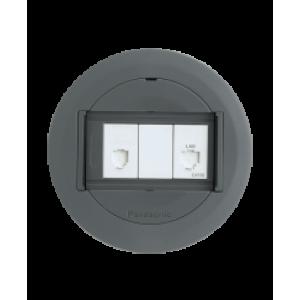 Ổ cắm âm sàn Panasonic DU5-A