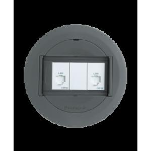 Ổ cắm âm sàn Panasonic DU6-A