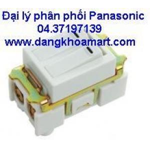 Công tắc đôi Panasonic WNG 5021W-7