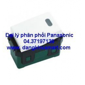 Công Tắc Đơn đèn báo Panasonic WEG5151-51K