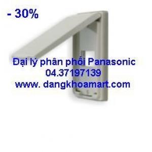 Mặt cho 1 thiết bị có nắp che mưa Panasonic WEG7901