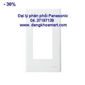 Mặt dùng cho 3 thiết bị Panasonic WEG 68030 WK