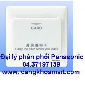 Công tắc thẻ Panasonic WEB5781W