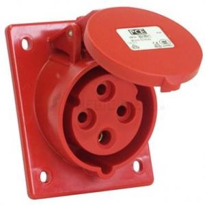 Ổ cắm gắn âm nghiêng không kín nước(IP44) F424-6