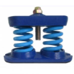 Lò xo chống rung lắp cho quạt công nghiệp
