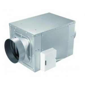 Quạt thông gió âm trần NanYoo nối ống siêu âm DPT15-32B