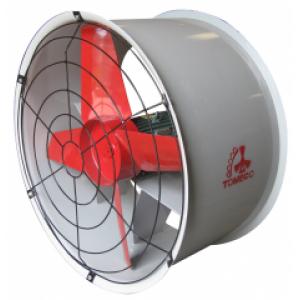 Quạt thông gió công nghiệp kiểu hướng trục